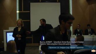 FATİH ETZ 2016 : Burcu AYBAT – İstanbul Amerikan Robert Koleji Eğitim Teknolojileri K... izle