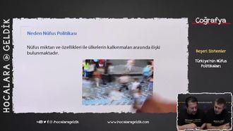 Türkiye'nin Nüfus Politikaları izle