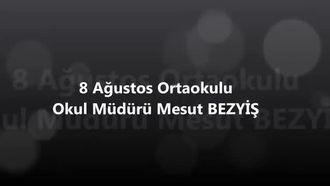 Bitlis 8 AĞUSTOS ORTAOKULU KUTLU DOĞUM izle