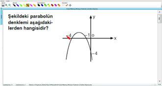 Parabol Maksimum Minimum Problemleri ve Denklem Oluşturma 18 izle