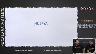 Gelişmişlik Seviyelerine Göre Ülkeler (Nijerya) izle