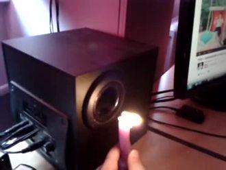 Gangnam style mum ışığı izle