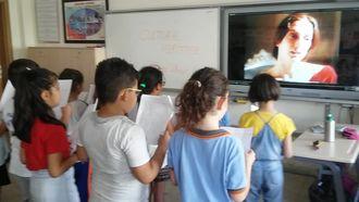Antalya Mehmet Kemal Dedeman İlkokulu  Etwinning Kültür Sokağı NO 1 Gürcistan Ninnis... izle