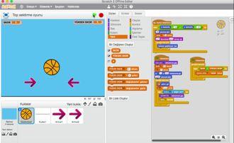 Kodlama için Scratch2 Oyunu izle