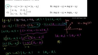 Karmaşık Sayılara Örnek (Bölüm 2) izle