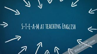 'Steam at teaching English' izle