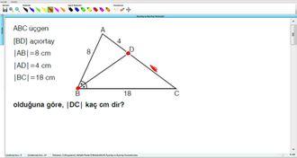 Açıortay Ve Açıortay Teoremleri 1 - EBA BİLİŞİM ORHAN BEY izle