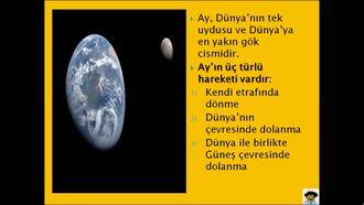 Farklı Şekillerde Ay izle