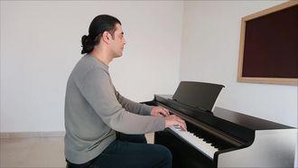 Carl CZERNY Op.599 No.2 Etüd izle