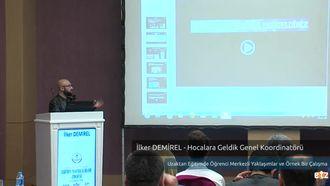 FATİH ETZ 2016:  İlker DEMİREL – Hocalara Geldik Genel Koordinatörü - Uzaktan Eğit... izle
