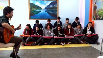 Eskipazar Ortaokulu 7/B Sınıfı Hababam Sınıfı izle