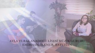 Köşk Ayla Vural Anadolu Lisesi Müzik Grubu Şarkıları izle