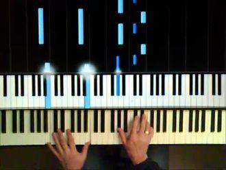 Müziği görelim- Moonlight Sonata, Beethoven izle