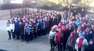 97.yıl dönümünde 97 öğretmen İstiklal Marşını okutuyor e twinning projesi izle