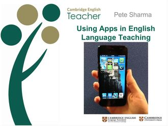 Using apps in language teaching Sharma izle