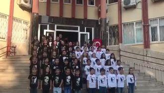 10 Kasım Atatürk'ü Anma Etkinliği izle