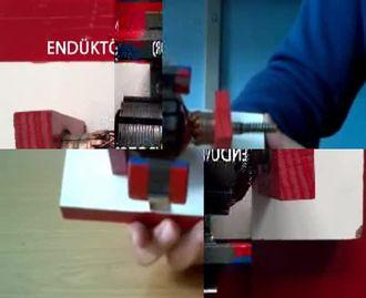 DC Doğru akım motorları izle