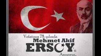 Mehmet Akif Diyor Ki izle
