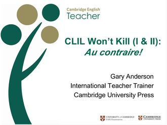 Theory and practice of CLIL Anderson izle
