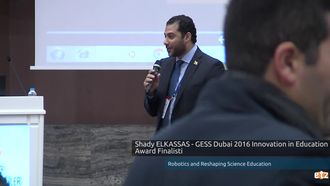 FATİH ETZ 2016 :  Shady ELKASSAS - GESS Dubai 2016 Innovation in Education Award Finalist... izle