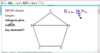 Deltoid ve Çokgenler 10.Sınıf  Kurs 20.Soru izle