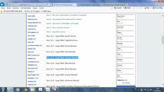 Ders 12.5 - Uyap Editör Düzenle Menüsü izle