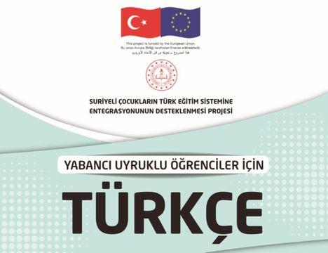 Yabancı Uyruklu Öğrenciler İçin Türkçe Seviye-1