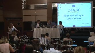 TAIEX Workshop on Smart School - 2. Gün - Oturum 2 (24-25 Temmuz 2017 - Ankara) izle
