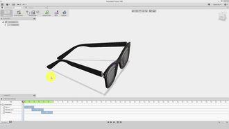 Fusion 360 Eğitimi - 51 Kamera Animasyonu izle