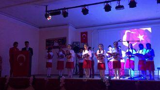 12 Mart İstiklal Marşı Kabulü ve Mehmet Akif Ersoy'u Anma Töreni Orotoryo izle