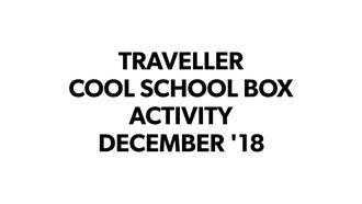 Cool School Box projesi Yunanistan'la koli değişim etkinliği izle