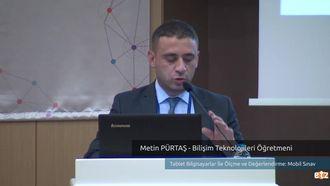FATİH ETZ 2016 :  Metin PÜRTAŞ - Bilişim Teknolojileri Öğretmeni- Tablet Bilgisayarl... izle