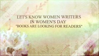 8 Mart Kadınlar gününde kadın yazarları tanıyoruz izle
