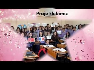 Edremit Salih Korkut Budaras Fen Lisesi- Let's Create Interactive Stories Together - Say N... izle