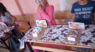 Gündoğdu İlkokulu 1/A sınıfı Samsun'dan doğan güneş izle