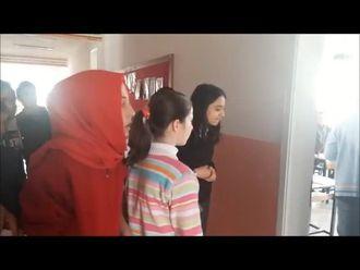 Selçuklu Mehmet Akdoğan Ortaokulu Sabır Konulu Çat Kapı Tiyatrosu izle