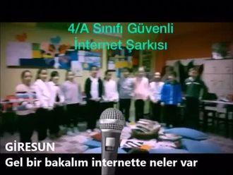 Anadolu'dan Efsaneler Ve Türküler eTwinning Projesi ortak çalışması izle