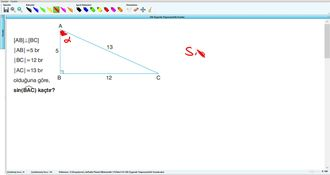 Dik Üçgende Trigonometrik Oranlar - 11.sınıf (2017) - 15.hafta - Soru - 1 izle