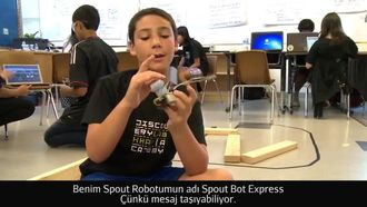 Keşif Laboratuvarı: Öğrenciler Bilgisayar Bilimi Projelerini Gururla Sunar izle