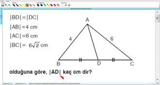 Kenarortay Kavramı Ve Kenarortay Teoremi 23 izle