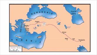6.2.5. Tarihi Ticaret Yolları izle