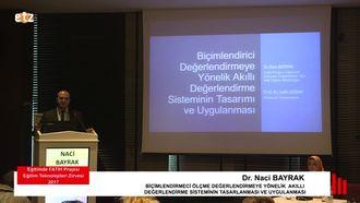 FATİH ETZ 2017: Dr. Naci BAYRAK - BİÇİMLENDİRMECİ ÖLÇME DEĞERLENDİRMEYE YÖNELİ... izle