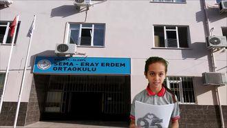 Sema Eray Erdem Ortaokulu okul tanıtım izle