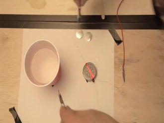 Elektrotlar (Yüzey Alanı Testi) izle