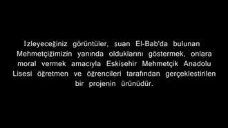 Mehmetçiğe Mektup izle