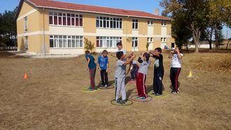 İbriktepe Atatürk Ortaokulu Tırtıl oyunu izle