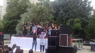 Bursa Osmangazi Gazi Anadolu Lisesi Gençlik Festivali - GAL-FEST izle