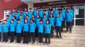 Isparta Mavikent Ortaokulu 5-C sınıfı Orotoryosu izle