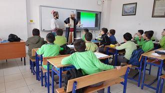Nimetullah Nahçivani' de Orta Oyunu Heyecanı izle