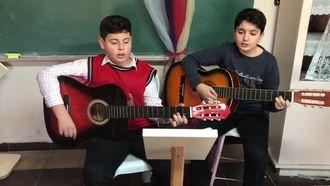 Hatay-Samandağ Değirmenbaşı Ortaokulu Müzik Etkinlikleri izle